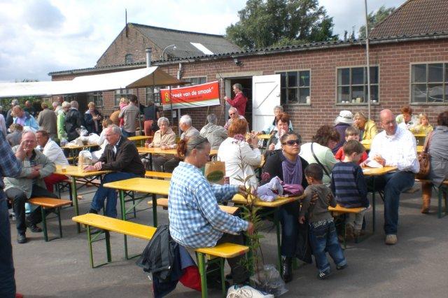 Pompoenfair 2008